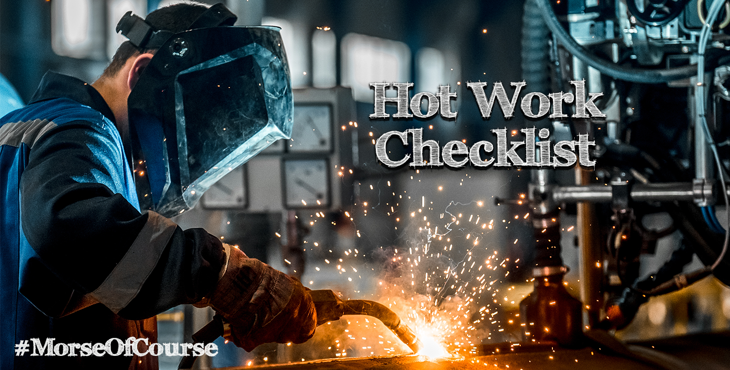 Featured image for Morse Insurance Hot Work Checklist