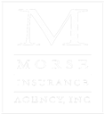 Morse Insurance Logo in White